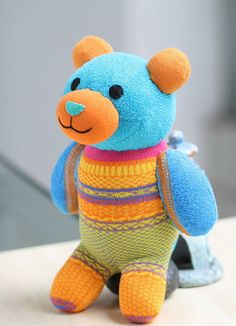 Hey, I found this really awesome Etsy listing at https://www.etsy.com/listing/243643926/handmade-bear-stuffed-animal-baby-home
