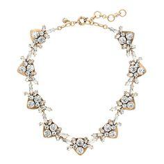 Jeweled Arrows Necklace // #JCrew Labor Day #Sale