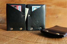 American Bench Craft - Hammer Riveted Wallet