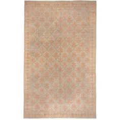 Antique Spanish Carpet, circa 1920s For Sale