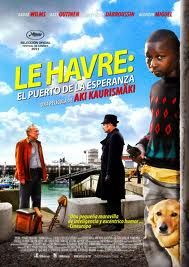 2012-01 Humanity in its warmest manifestation. Aki Kaurismäki's warm tale of support and compassion as a modest shoe-shiner and his wife help an illegal African boy emigrate to the U.K. 5/5