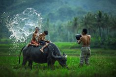 Photograph SPLASH...!!! by abe less on 500px