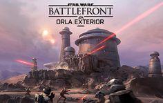 Confira o trailer de Star Wars Battlefront Orla Exterior - Geekando.com