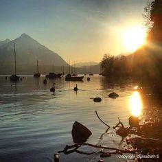 Lake Thun, Interlaken