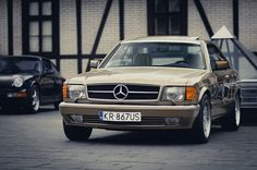 Mercedes W126 560 SEC | Flickr - Photo Sharing!