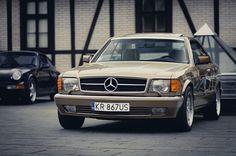 Mercedes W126 560 SEC | Flickr - Photo Sharing!