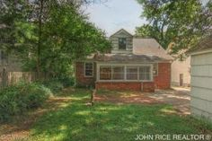 Wonderful all brick 4 bedroom home with remodeled kitchen, stainless appliances, granite counter tops, hardwood floors and more! Enjoying being walking distance to great local parks and an easy drive to nearby shopping, highway access, and more!