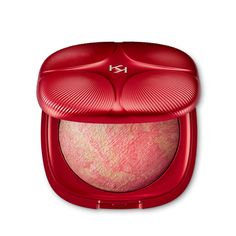 Double Colour Baked Blush - lively coral