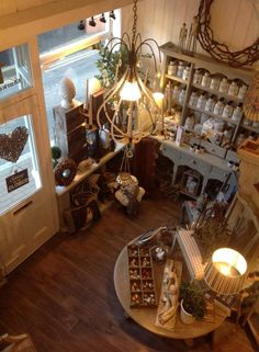 Belle Maison Vintage is in Shifnal, Shropshire in England.