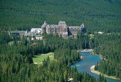 Banff Springs Fairmont Hotel
