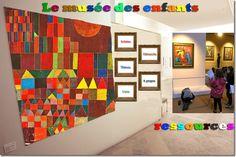 Musée des enfants - ressources