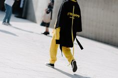 The Best Street Style From Seoul Fashion Week