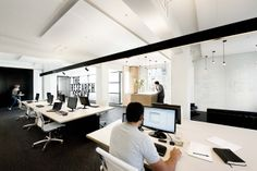 THE RESEARCH AGENCY OFFICE, NEW ZEALAND #nz #design #business