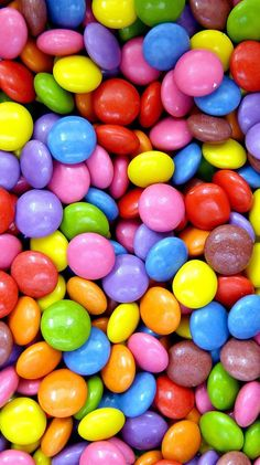 candy is always a great example of oygbiv and the use of color.