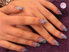 nail art nail-art glitter manicure utrecht Glitter Manicure, Glitter Nail Art, Utrecht, Class Ring, Rings, Jewelry, Fashion Styles, Jewlery, Bijoux