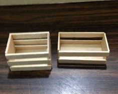 Popsicle Stick Crafts, Popsicle Sticks, Craft Stick Crafts, Popsicles, Gift Baskets, Bar, Miniatures, Candles, Gifts