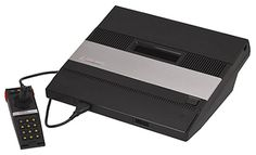 My first game console, Atari 5200