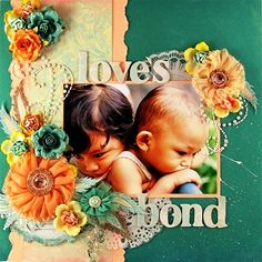 Layout: Love's Bond