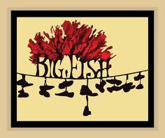 Big Fish Tim Burton Movies List, Tim Burton Art, Movie List, Big Fish Movie, Movie Poster Art, My Favorite Music, Great Movies, Amazing Art, Artsy
