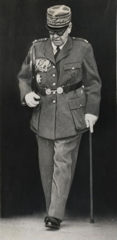 Prince Louis II of Monaco in later years.