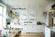 Get Your Inspiration #10 Cucine Bianche/ White Kitchen