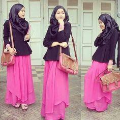 :) Muslimah hijab inspiration