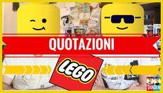 SET LEGO - QUOTAZIONI REALI vs PREZZI DI VENDITA