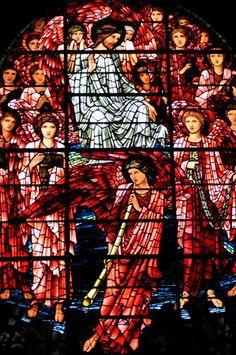Inside Birmingham Cathedral