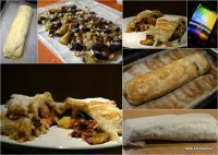 Luxusní závin Russian Recipes, Cheesesteak, The Cure, Bread, Ethnic Recipes, Polish, Food, Vitreous Enamel, Brot