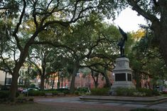 Adventurous Kate's South USA Road Trip. I so want to go to New Orleans and Savannah!