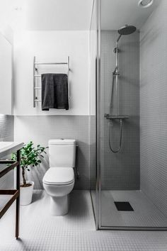 50+ Modern Classic White and Grey Bathroom Design and Decor