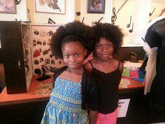 Natural Girl Power!  #INHMD 2014 Jacksonville