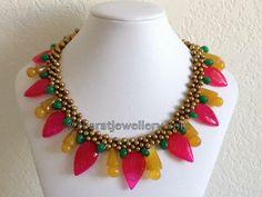 Jewellery Designs: Fashion Beads Costume Jewellery