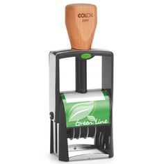 Colop Classic Line 2360 - Green Line Self Inking Stamps, Ink Color, Line, Printer, Classic, Green, Ink Stamps, Fishing Line, Printers