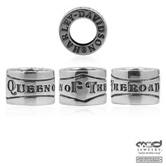Harley-Davidson® MOD® Queen of the Road Ride Bead HDD0080
