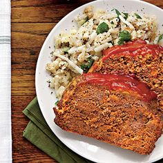 1503 How To Make Old-Fashioned Meatloaf