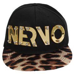 Nervo Leopard Hat