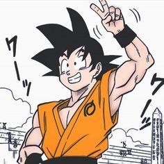 Goku Manga, Batman Drawing, Anime Cupples, Human Anatomy Drawing, Kid Goku, Dragon Ball Image, Cartoon Icons, Naruto Shippuden Anime, Akira