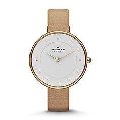 Gitte Women's Leather Watch