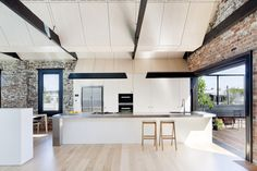 Gallery of Converted Warehouse in Fitzroy / Andrew Simpson Architects - 4