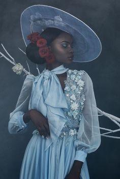 Black Girl Art, Black Women Art, Beautiful Black Women, Black Girl Magic, Black Girls, Art Girl, Afro Punk, Glamour Vintage, Haute Couture Paris