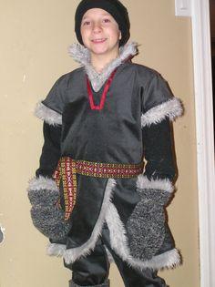 Frozen Disney Costume Kristoff costumefrozen costume by HMGGirl, $325.00