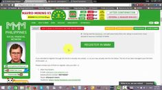 MMM Global Tutorial: How to register or create an account