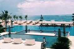 14 Sunny Places You'll Want To Visit Now #refinery29 The Mulia Resort & Villas, Jl. Raya Nusa Dua Selatan, Kawasan Sawangan, Nusa Dua, Bali, Indonesia 80363; +62 361 3017777.