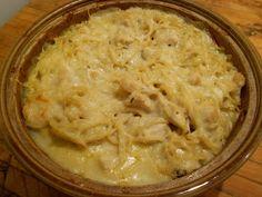 Craft.Create.Love: Cheesy Chicken Hot Dish!