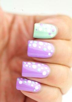 dots - nail art ideas