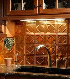 Countertop Sink Backsplash
