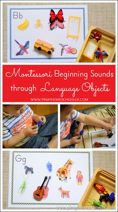 Learning beginning sounds though language objects                                                                                                                                                      More