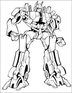 Ausmalbilder Transformers 05 Superhelden Malvorlagen Kinderfarben Malvorlagen