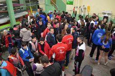 El Club Piragüisme Cullera suspende  la 2ª prueba de piragüismo de la XVIII Liga de Invierno 2017.